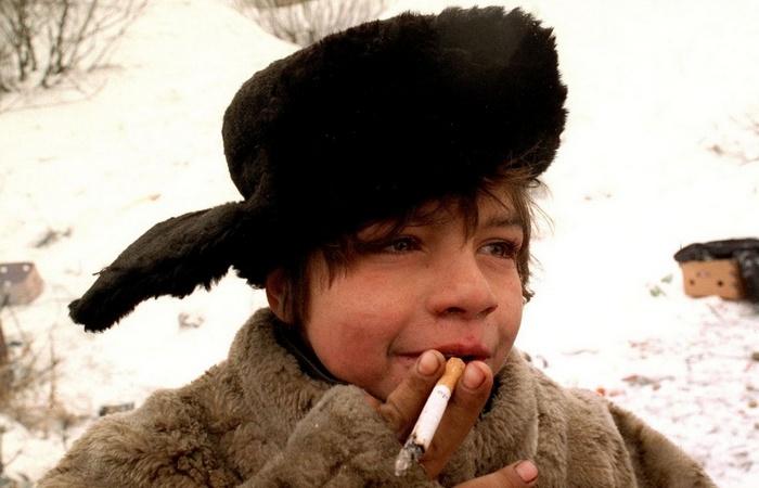 Воспоминания. Как воровали шапки./ Фото: lj-top.ru