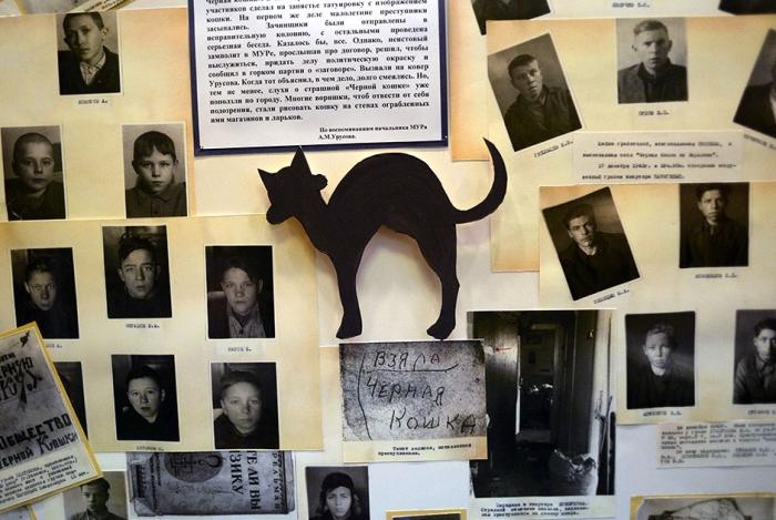 Преступная группировка «Черная кошка»./ Фото: krasfun.ru