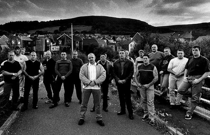 Преступная группировка «Белый крест»./ Фото: choiz.me