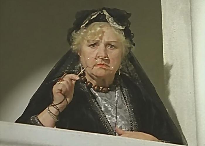 Кадр из фильма «Труффальдино из Бергамо»./ Фото: kino-teatr.net