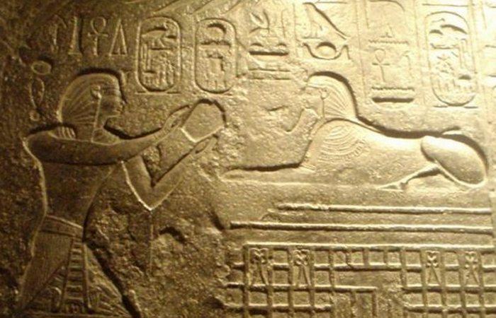 Большой Сфинкс Гизы «говорил» с Тутмосом IV.
