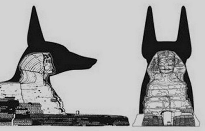 Большой Сфинкс Гизы - «Хранитель Некрополя».