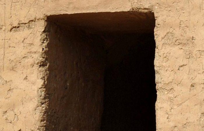Большой Сфинкс Гизы - гробница Осириса.