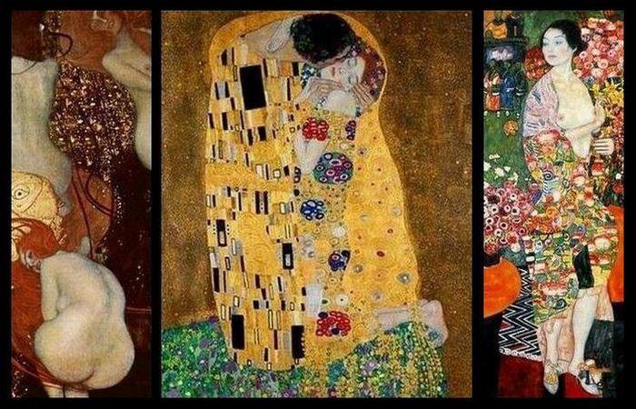 Картины Густава Климта.