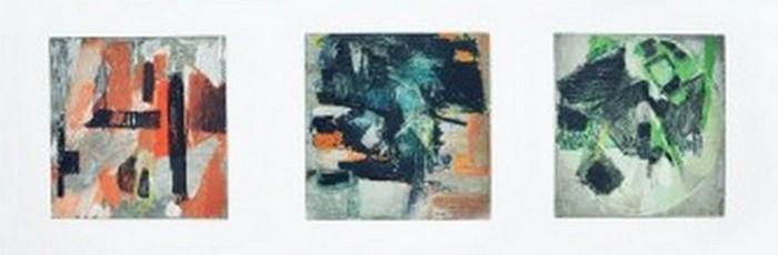 Триптих./ Фото: artnews.com