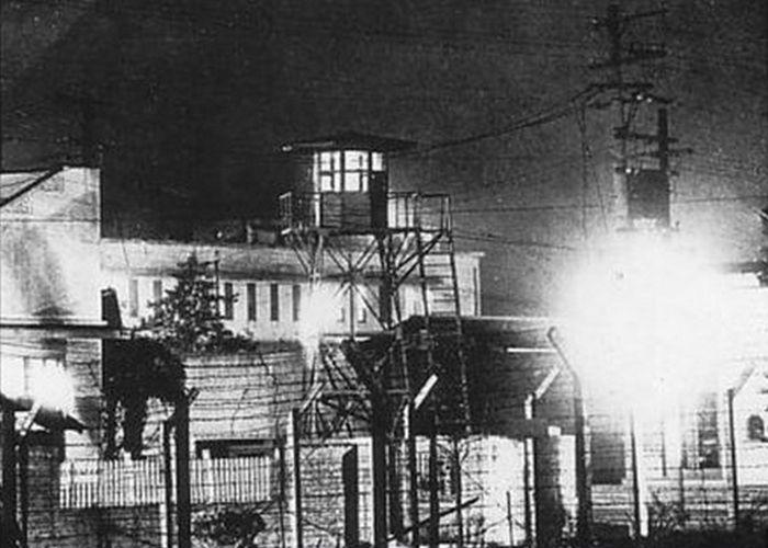 Казнь Зорге состоялась в токийской тюрьме «Сугамо»./ Фото: myshared.ru