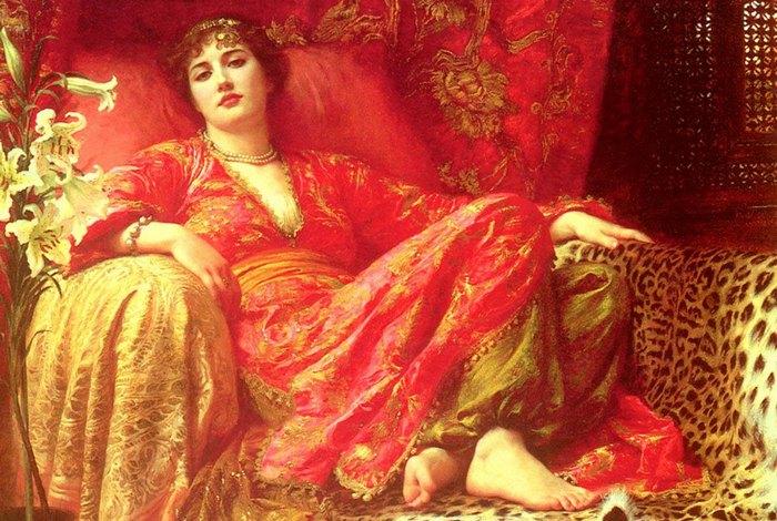 Настоящее имя Роксоланы - Анастачия./ Фото: osmanli.site