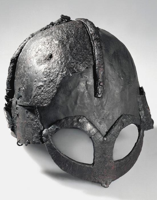 Шлем викинга из Гьёрмундбю./ Фото: profilib.net