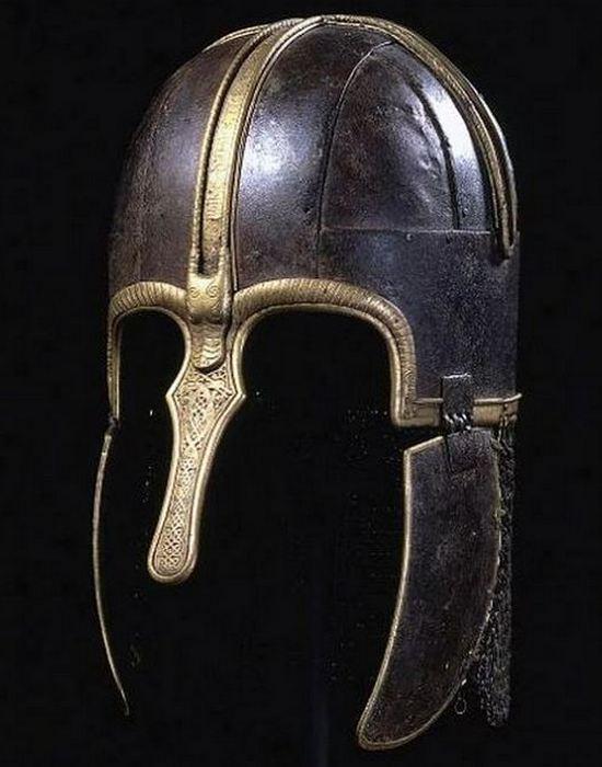 Коппергейтский шлем из Йорка./ Фото: norsemyth.org