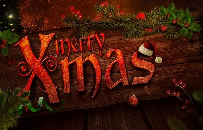 «Merry Christmas».