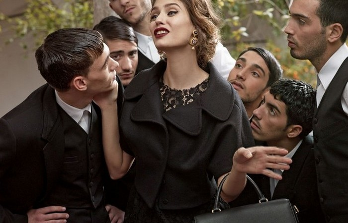 Итальянские мужчины темпераментны и любвеобильны.