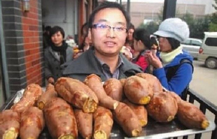 Человека казнили за то, что он сравнил манго со сладким картофелем.