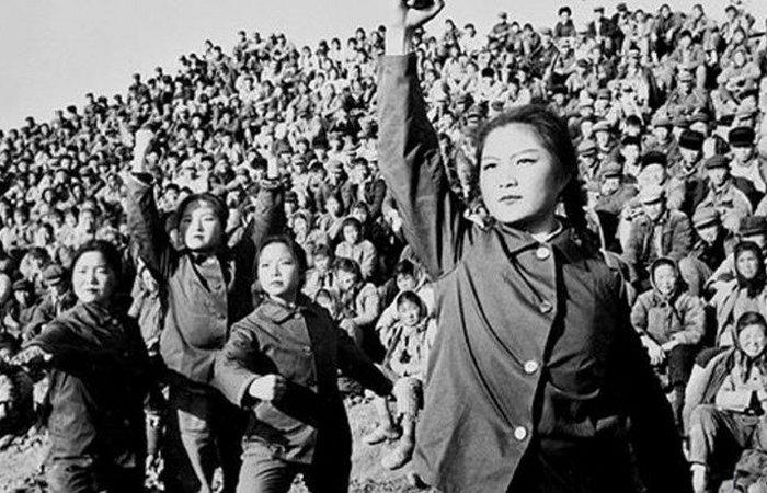 Мао пытался подарить 10 миллионов женщин США.