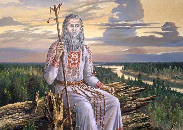 Волхвы Карпатских гор./ Фото: pohod-v-gory.com