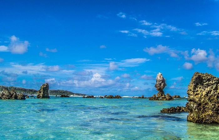 Туризм на острове практически не развит./ Фото: smileplanet.ru