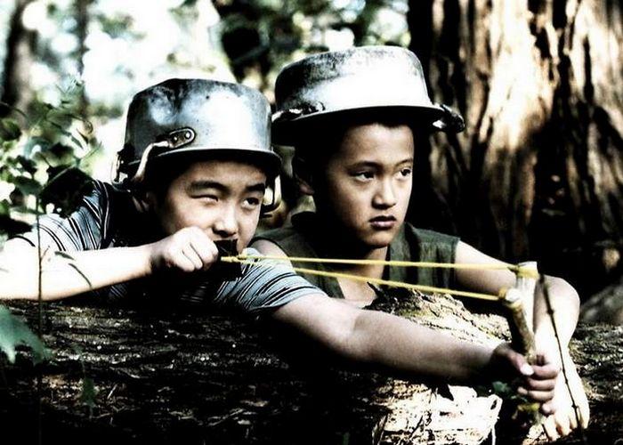 Кадр из фильма «Когда мне исполнилось девять»./ Фото: kinozon.tv