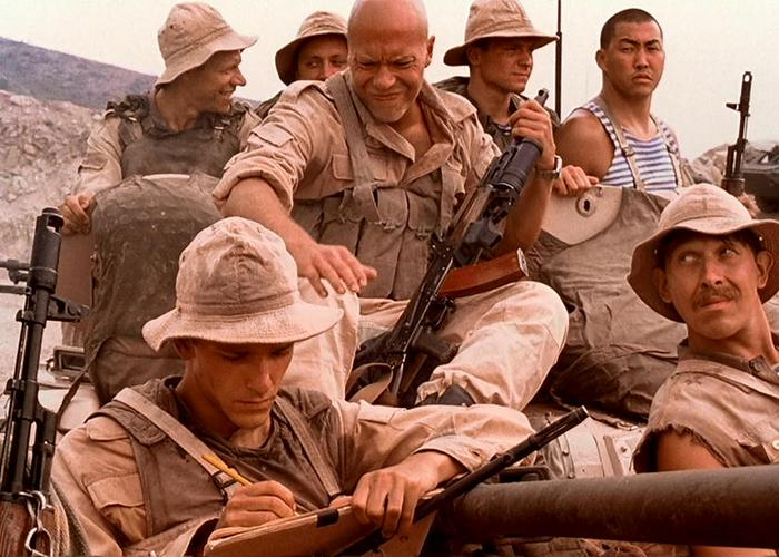 Кадр из фильма «9 рота»./ Фото: vil.am