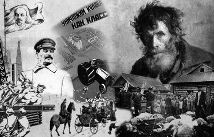 Как выживали раскулаченные крестьяне в ссылках? ./ Фото: argumentua.com