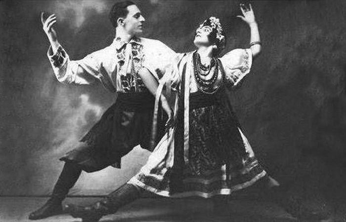 И в танце прекрасен./ Фото: kievhesed.org.ua