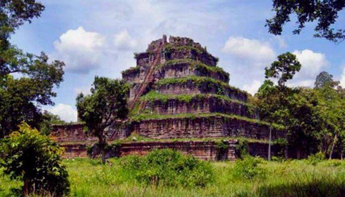 Малоизвестная «Пирамида Кох Кер».