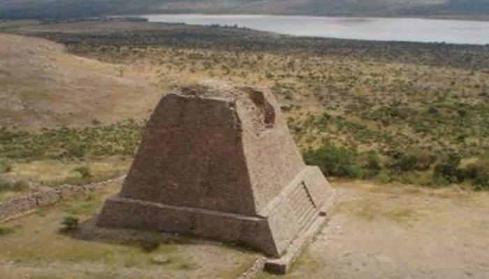 Малоизвестные «Пирамиды Ла Кемада».