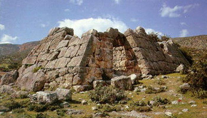 Малоизвестные «Пирамиды Арголиды».