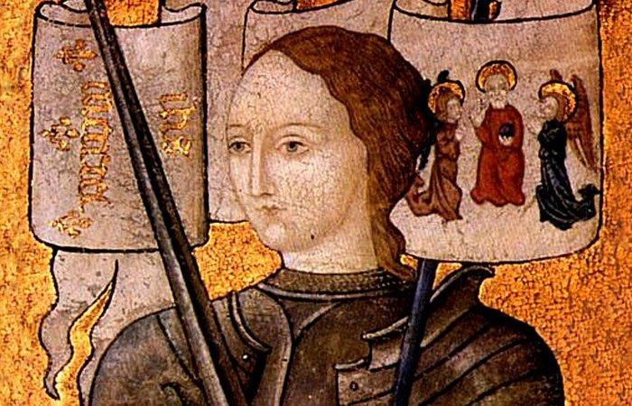 Орлеанская дева Жанна д'Арк./ фото: infoline.ua