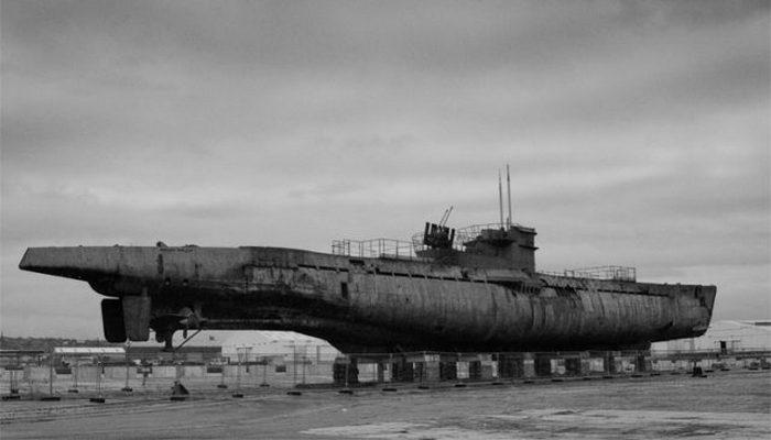 Немецкая подлодка времен Второй мировой войны./Фото: howlingpixel.com