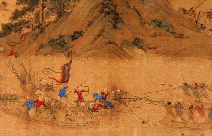 Японские пираты.