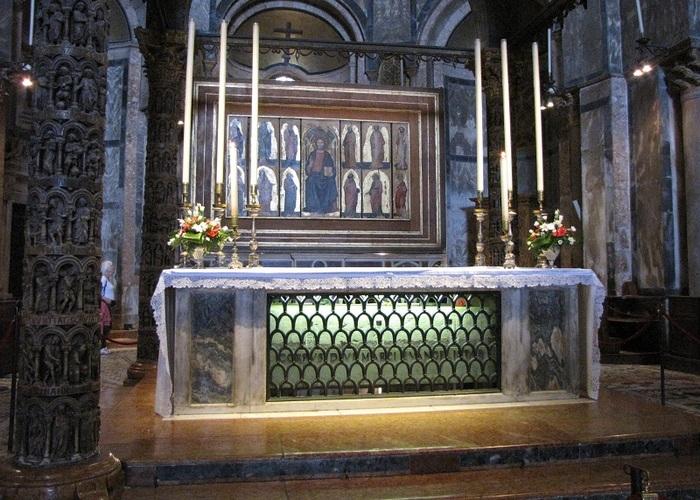 Собор Святого Марка в Венеции./ Фото: artdecory.ru
