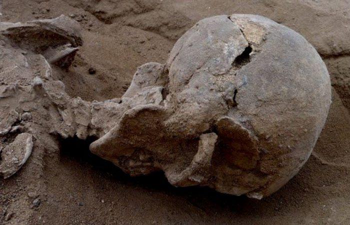 Каменный век: резня в Натаруке.