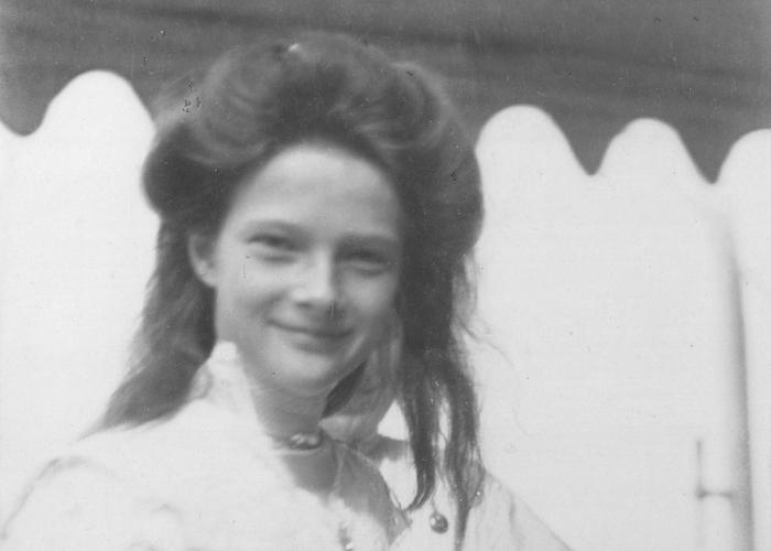 Татьяна Романова в юные годы./ Фото: elitsy.ru