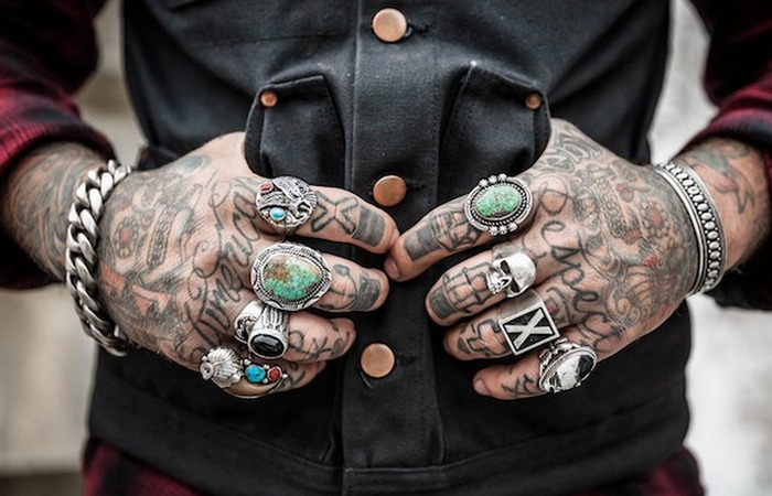 Татуировка: риск и адреналин.