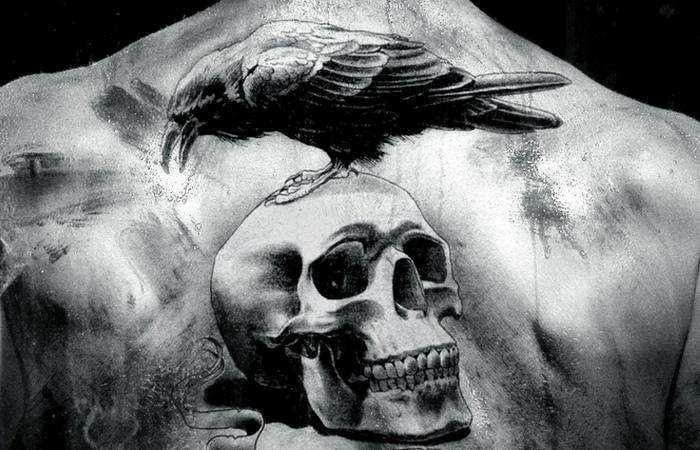 Уникальность татуировки.