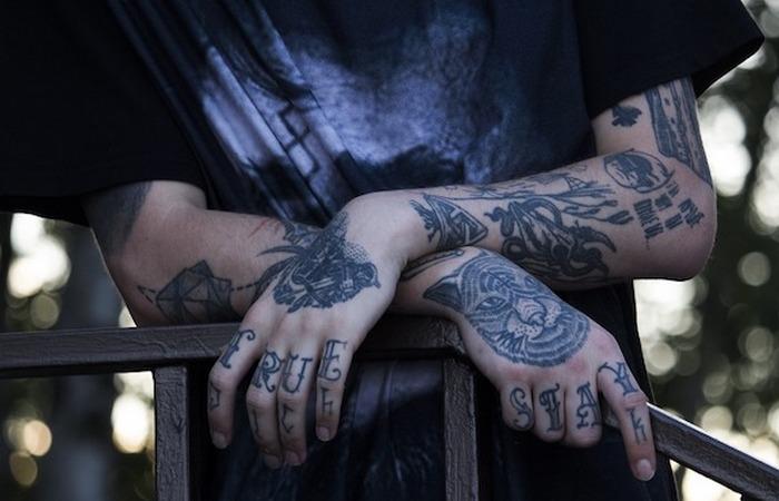 Татуировка и заблуждения.