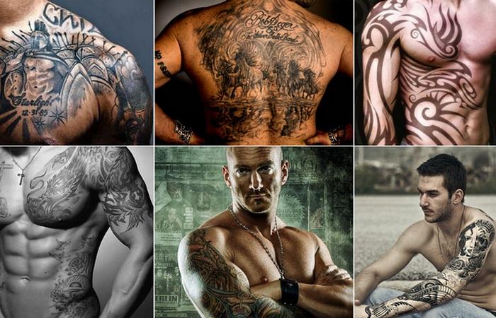 Риск и адреналин татуировки...