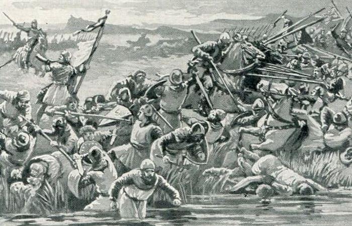 Битва при Бэннокберне.