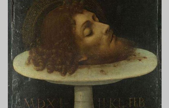 Глава Иоанна Крестителя.