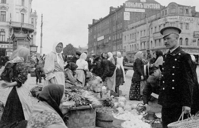 Россия начала ХХ века: цены на продукты и услуги./ Фото: narzur.ru