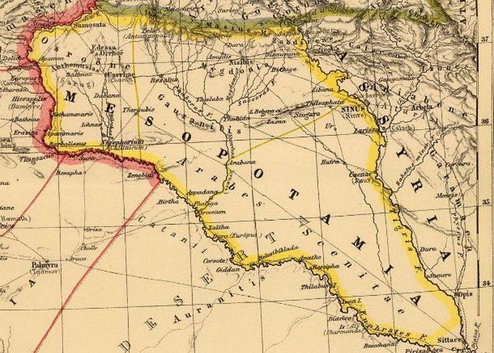 Семь чудес света: Средиземное море и Месопотамия.