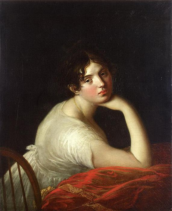 Портрет Марии Антоновны Нарышкиной