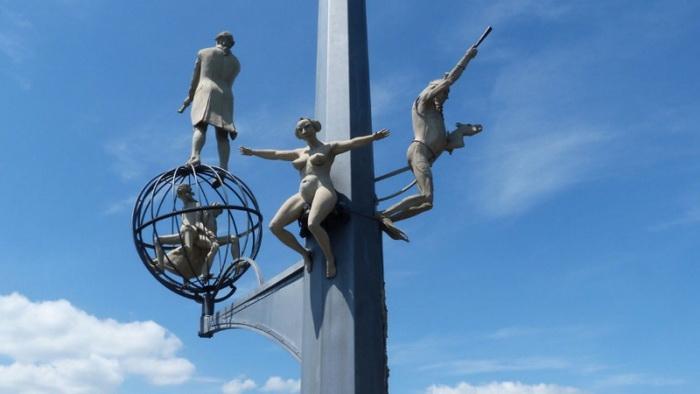 «Магическая колонна», город Меесбург