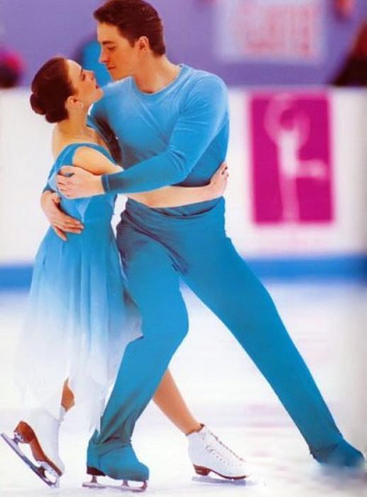 Сергей Гриньков и Екатерина Гордеева - всемирно известная пара, танец которой олицетворяет любовь