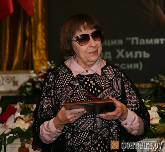 Зоя Хиль. / Фото: www.fontanka.ru