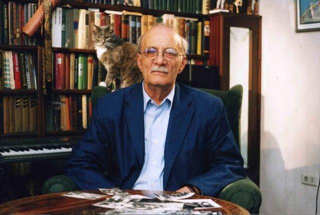 Георгий Данелия. / Фото: www.maxpark.com