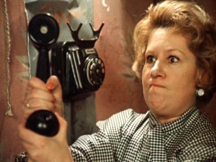 Инна Ульянова, кадр из фильма «Покровские ворота». / Фото: www.culture.ru
