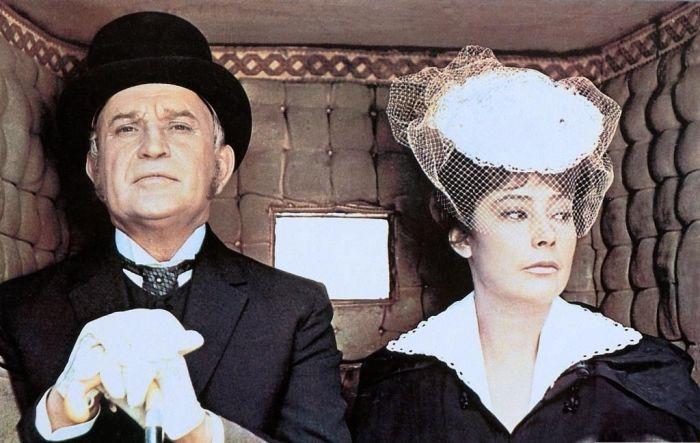 Николай Гриценко и Татьяна Самойлова, кадр из фильма «Анна Каренина», 1967 год / Фото: www.kinozon.tv