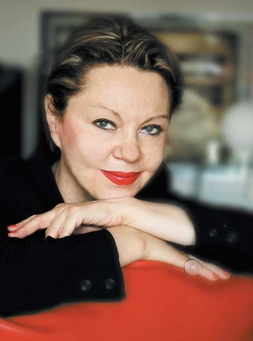 Наталья Воробьёва-Хржич. / Фото: www.gasoilpress.ru