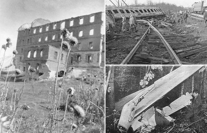 О катастрофах в СССР старались не говорить.