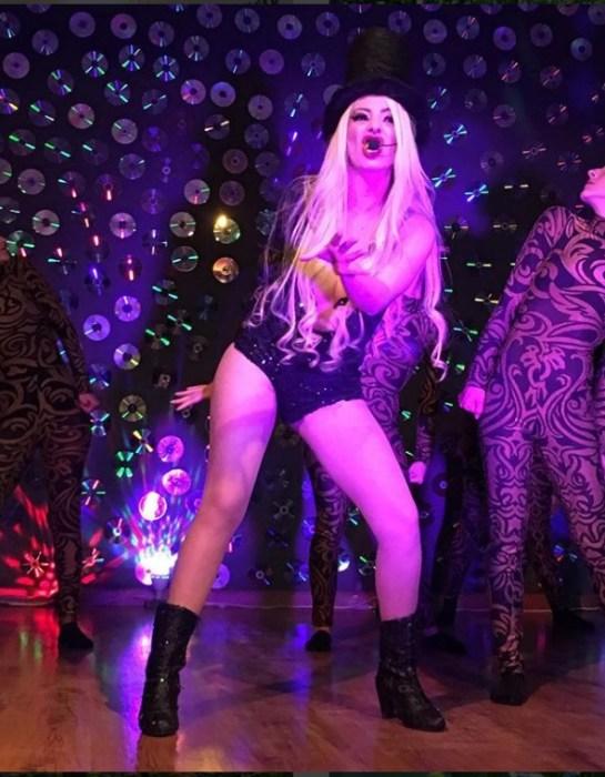 Есть в Ноива до Кордейро даже своя леди Гага. / Фото: www.instagram.com